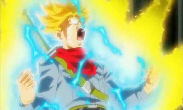 Dragon Ball Super 62 et 63 Spoilers : Trunks se transforme en Super Saiyan Ikari ; Pourrait sauver Goku et Vegeta