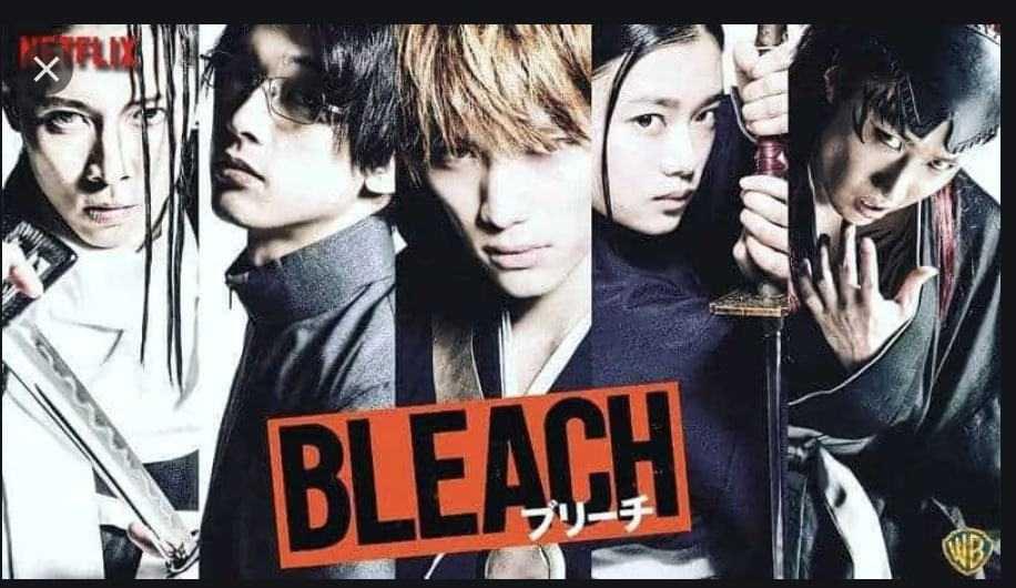 Bleach Live Movie mises à jour : Les Photos des acteurs