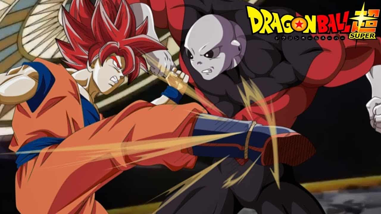Dragon Ball Super 97 VOSTFR Goku vs Jiren survivez au tournoi du pouvoir 4