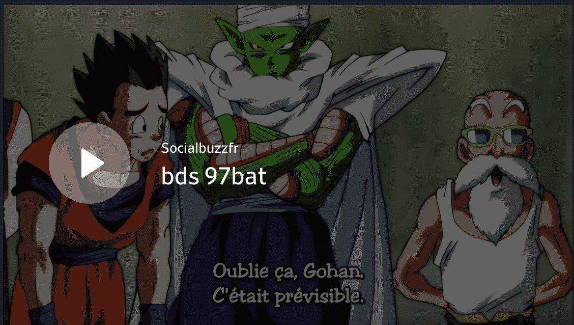 Dragon Ball Super 97 vostfr que le grand tournoi commence 3