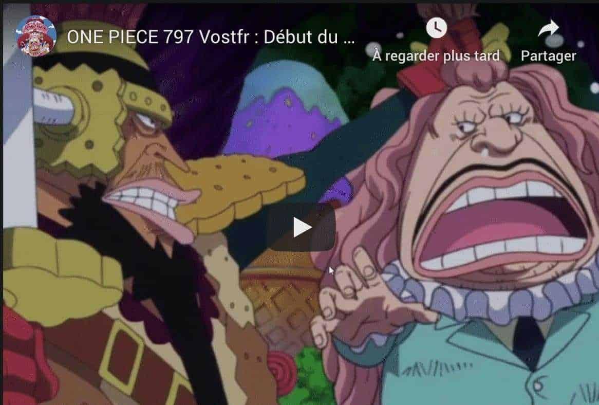 One Piece 797 Vostfr Craker des trois généraux sucrés apparait 23