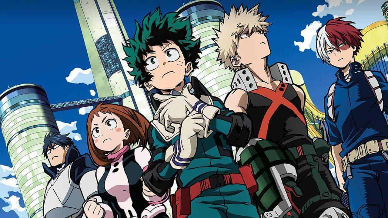 My Hero Academia saison 2 reprend le mois prochain 1