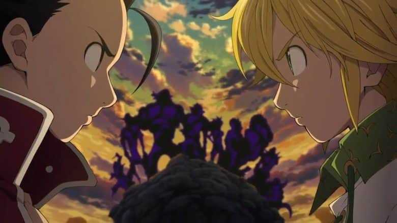 Nanatsu no Taizai la saison 2 et film : annoncé 5
