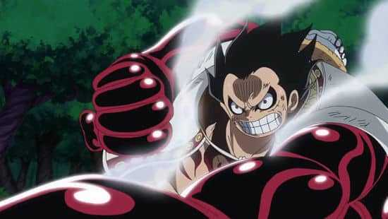 One Piece 799 Vostfr un Duel sans Merci Gear Four Contre Bisu Bisu !