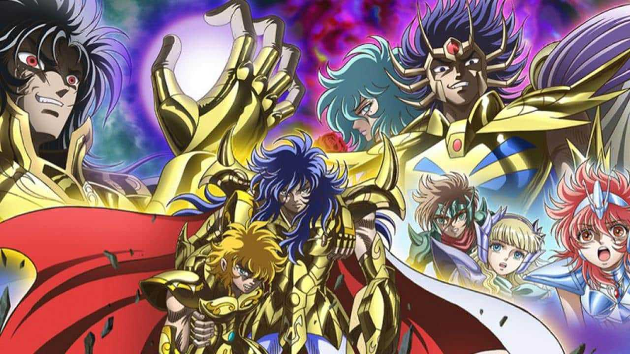 Saint Seiya: Saintia Shō : anime sera de nouveau publiée en août 4