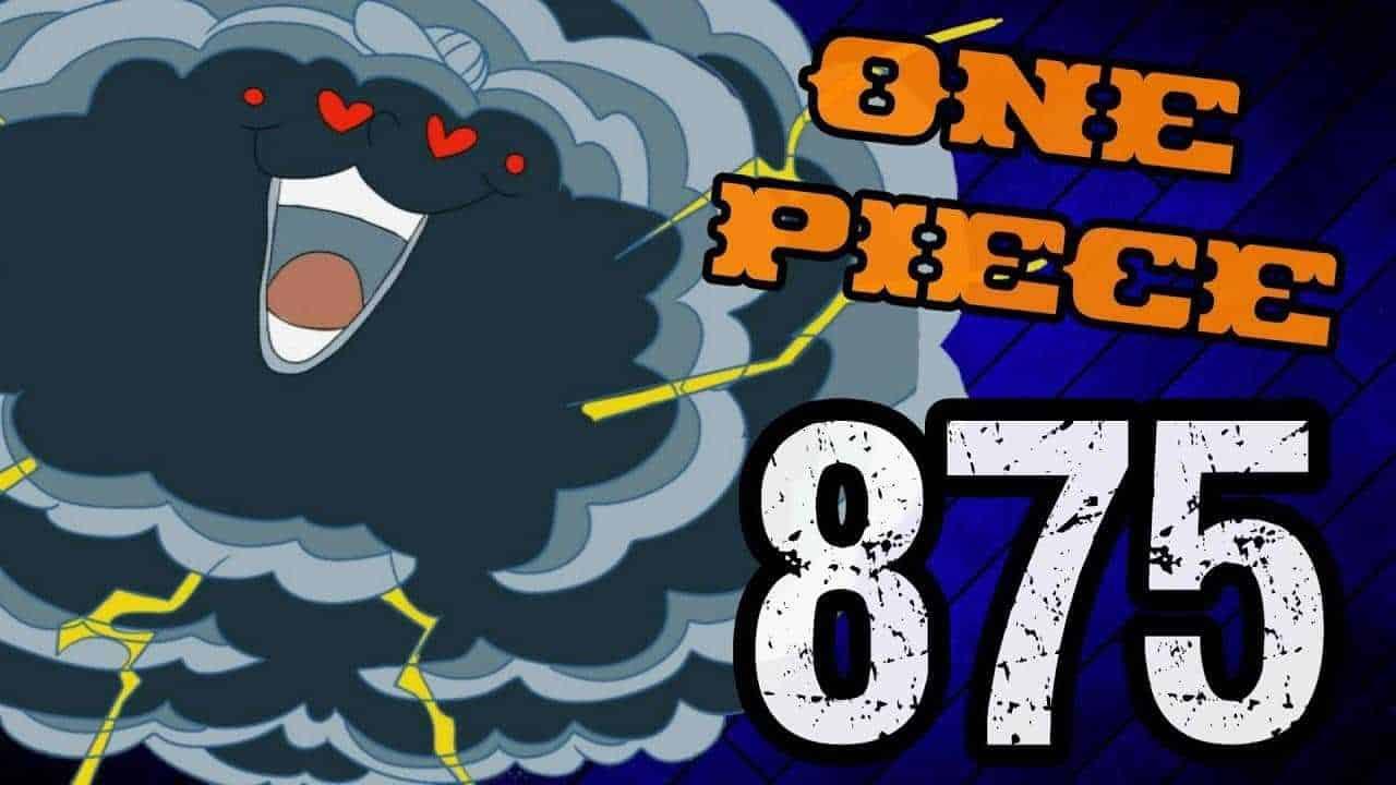 One Piece chapitre 875 3