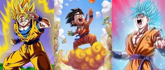 Goku sera t-il jamais satisfait par son pouvoir ? 1