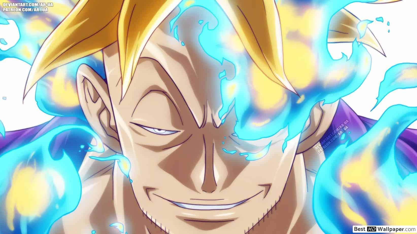 One piece - Quelle est la Situation actuelle de Marco ? 1