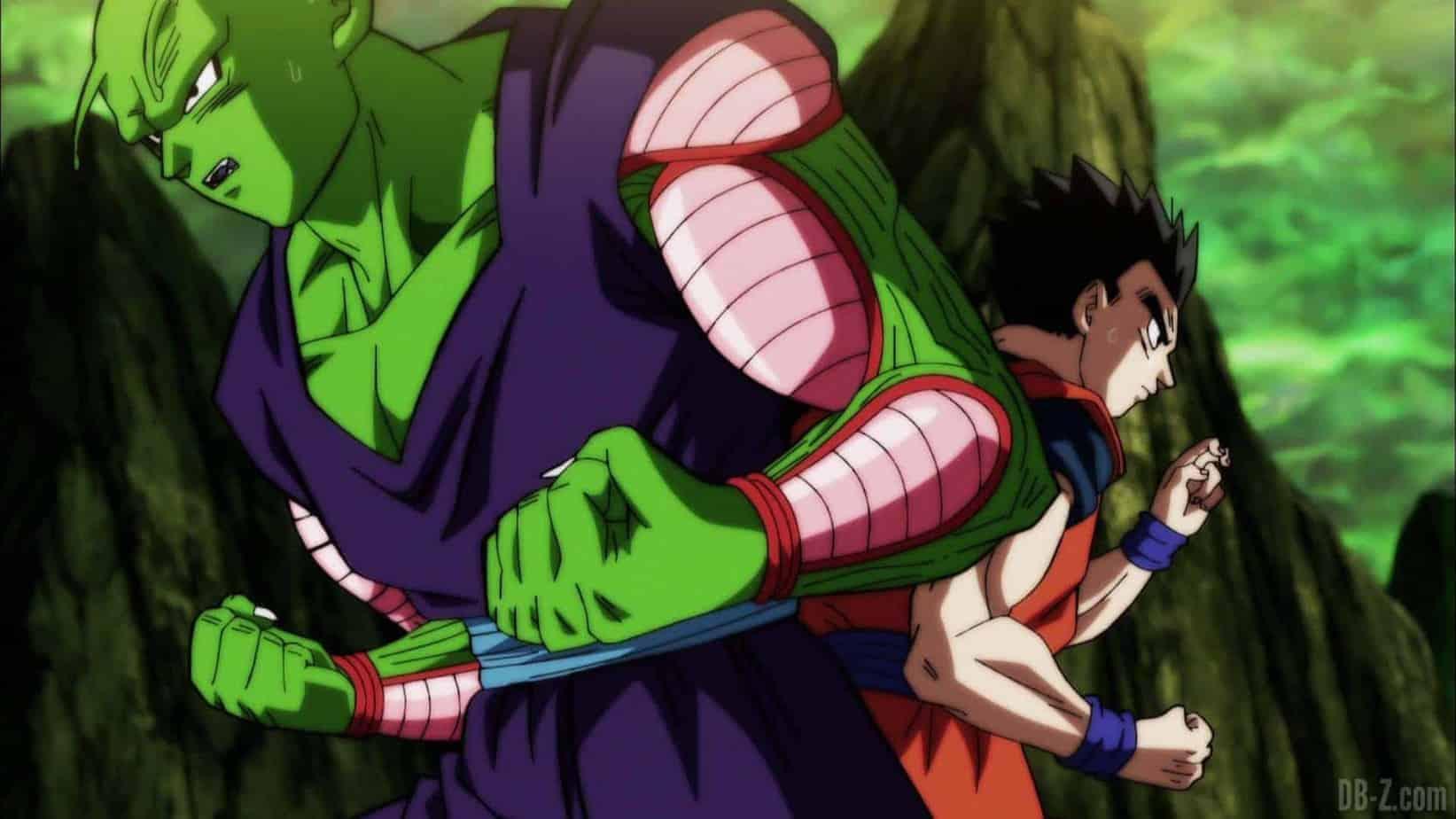 Dragon Ball Super 119 Vostfr un combat inévitable la féroce attaque furtive 4