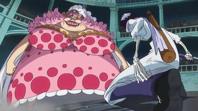 One piece 816 Vostfr pedro vs baron Tamago 1
