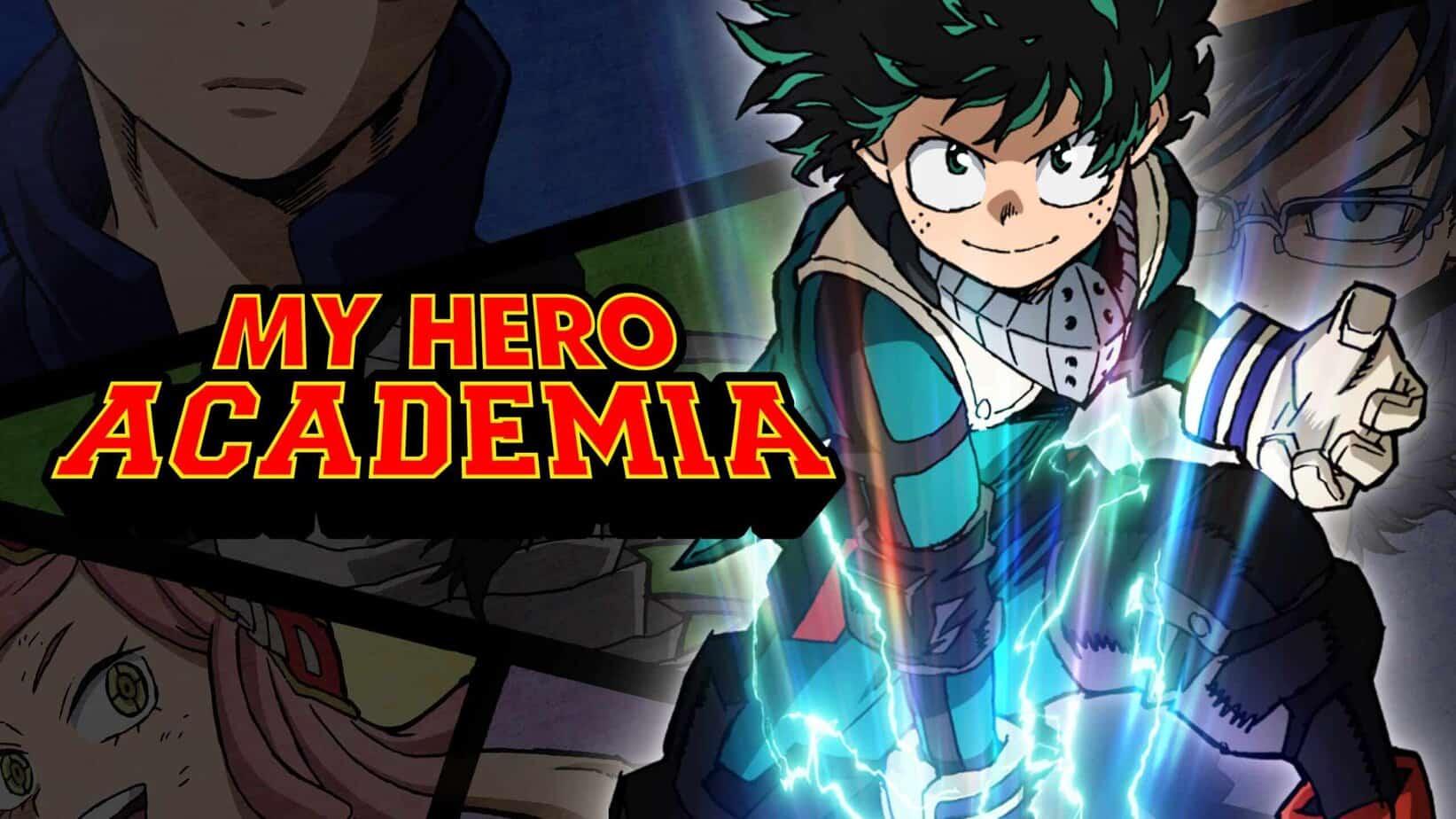 Bande annonce  My Hero Academia saison 3 2