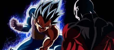 Dragon Ball super 122 vostfr pour sa fierté vegeta défie le plus fort jiren