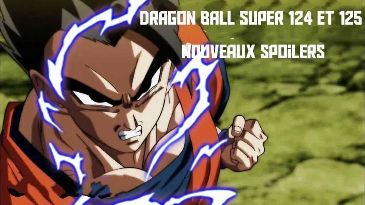 DRAGON BALL SUPER ÉPISODE 124 ET 125 SPOILERS, DERNIÈRE POSITION DE GOHAN, ÉLIMINATION MAJEURE 2