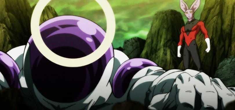 Le rôle de Frieza dans Dragon Ball Super est-il terminé? 1