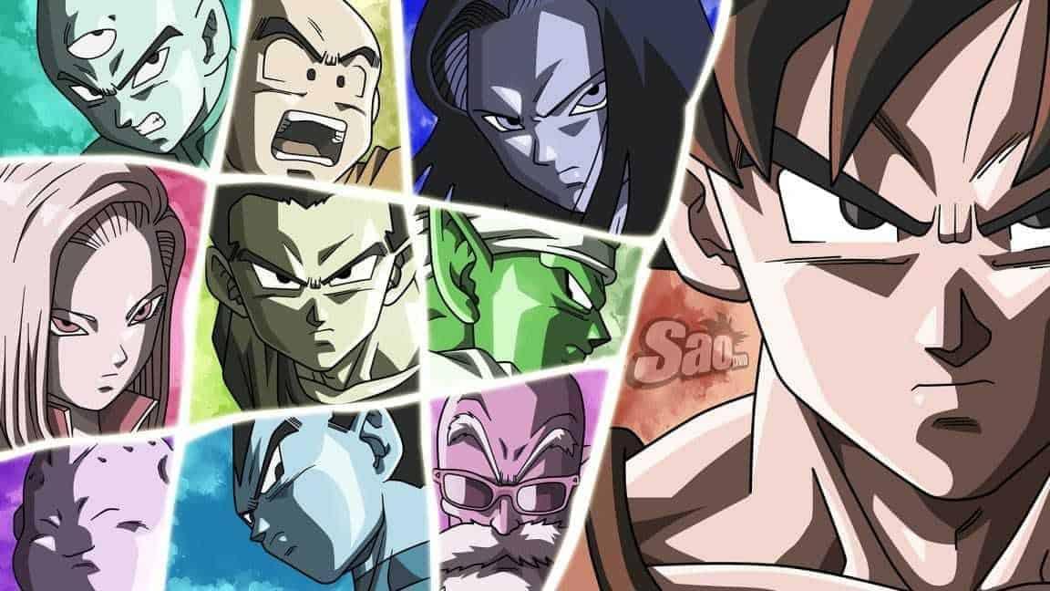 Dragon ball super - Univers 7 ne va pas gagner le tournoi du pouvoir 17