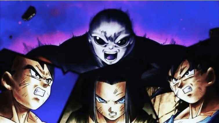 TITRE RÉVÉLÉ DE DRAGON BALL SUPER EPISODE 127!! 1
