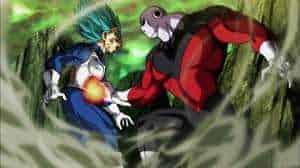 Dragon Ball Super Episode 123: Goku et Vegeta contre Jiren