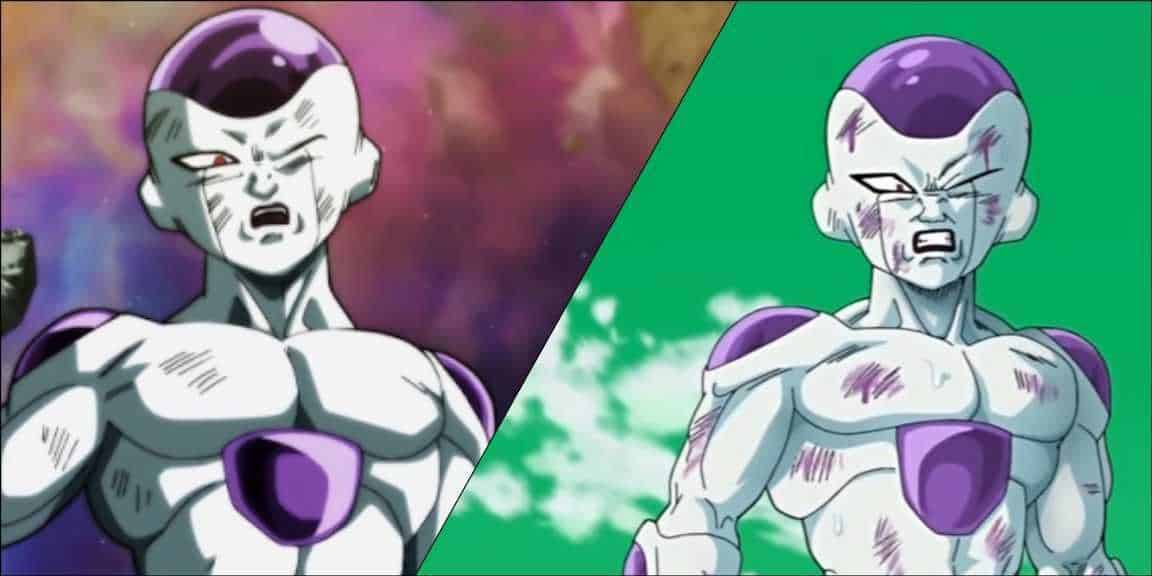 DRAGON BALL SUPER VIENT DE RAMENER UN MOMENT D'IL Y A 25 ANS.
