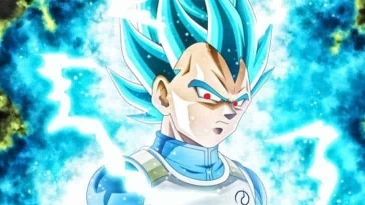 Dragon ball super Episode 123 Leak Vegeta une nouvelle transformation 7