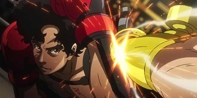Megalo Box: anime inspirée par Ashita no Joe gagne une bande-annonce 20