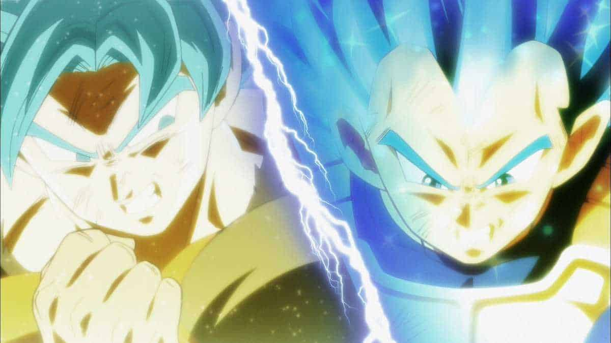 DRAGON BALL SUPER SUPER ÉPISODE 125 FUITES IMAGES