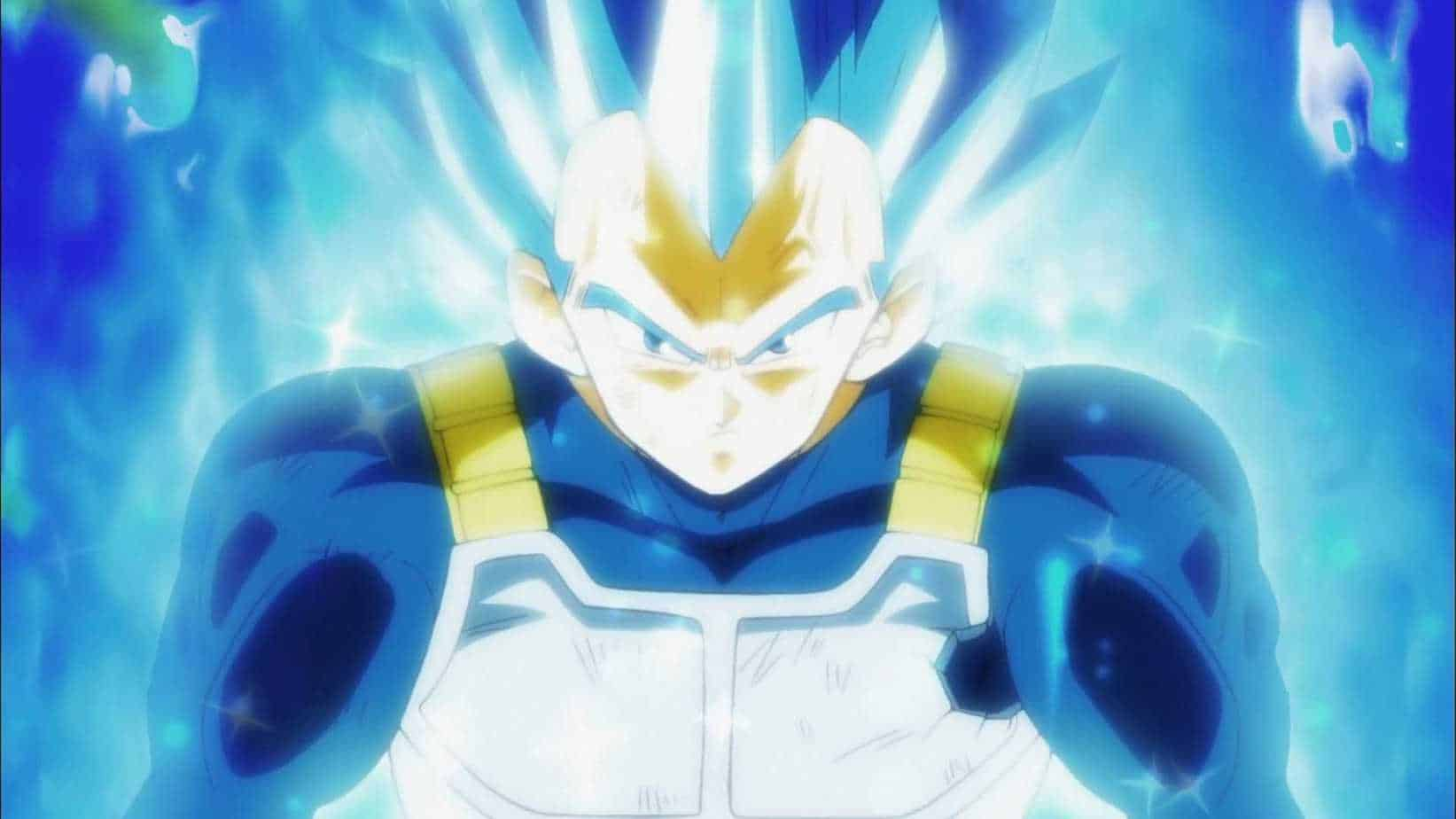 Nouvelle photo de vegeta sa nouvelle transformation 22