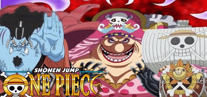 One Piece Chapitre 891: Chapeau de paille pourrait recevoir de l'aide et échapper à Big Mom 3