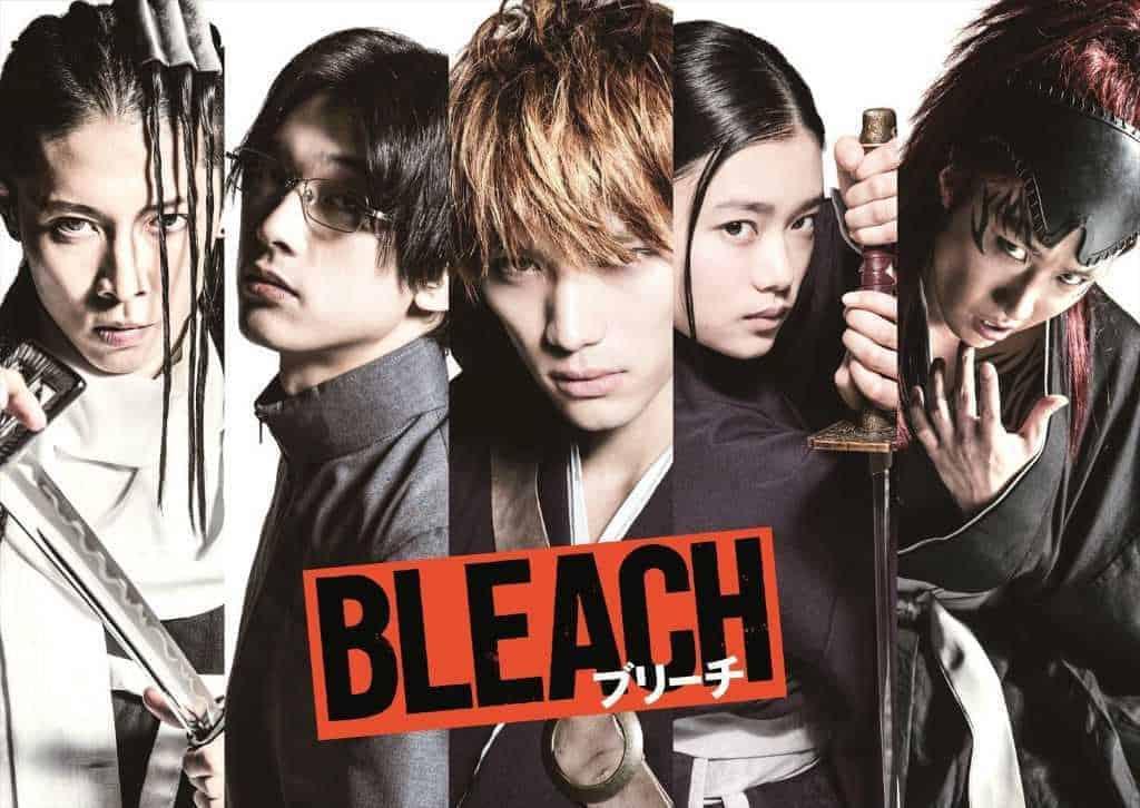 Bleach Film live action : première image de Rukia 27