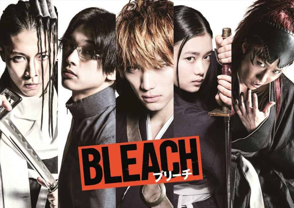 Bleach Film live action 3