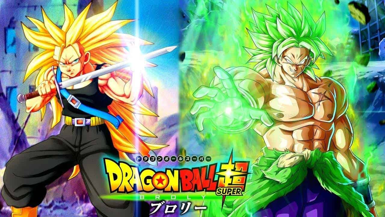 Dragon Ball Super de Retour -Le Film (2018) et la série animé (2019) 14