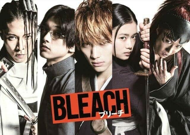 BLEACH live-action - Premier aperçu d'ISHIDA, RENJI et BYAKUYA 13