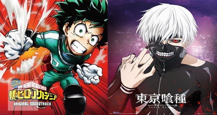 Top 5 Anime à venir pour la saison printanière 2018. 6