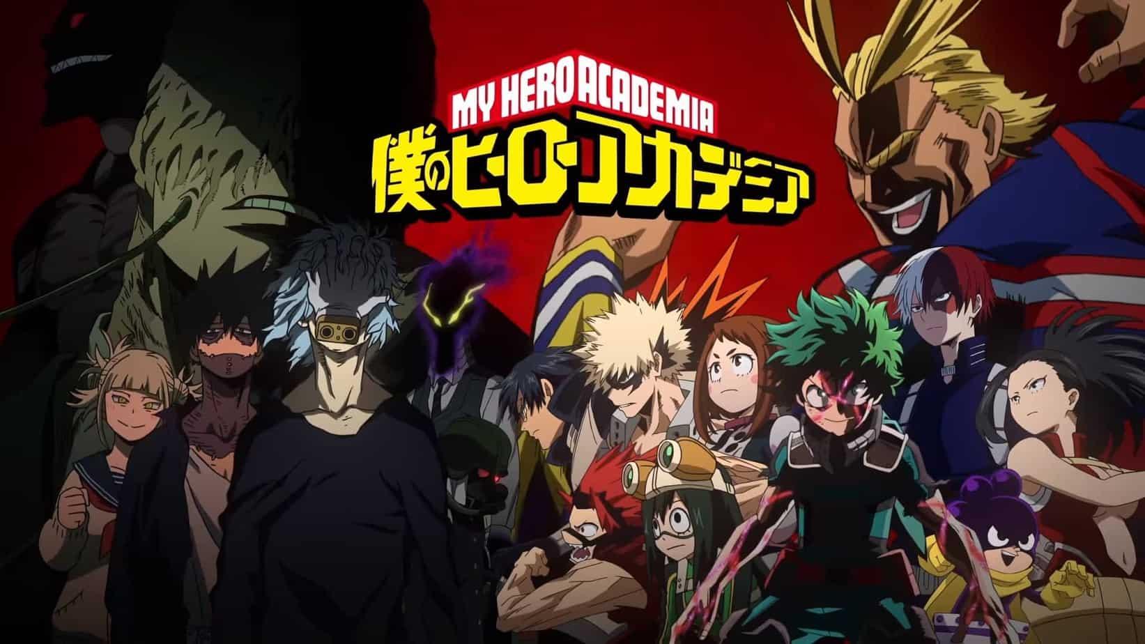 Top 5 Anime à venir pour la saison printanière 2018. 2