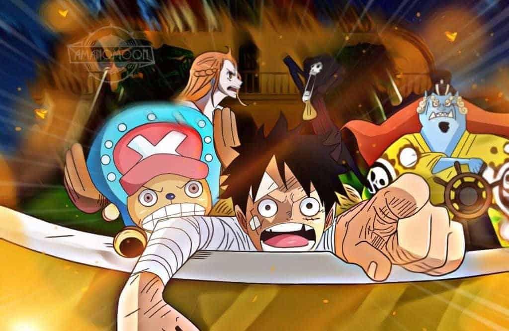 Les Spoilers de One Piece chapitre 900 3