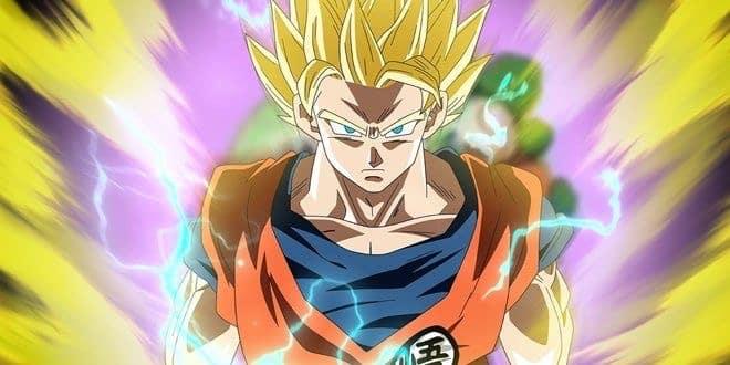 Dragon Ball l'éditeur explique la couleur des cheveux du Super Saiyan 15