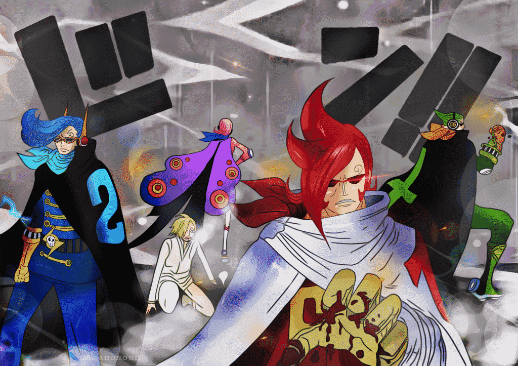 Les Spoilers One Piece Chapitre 902 1