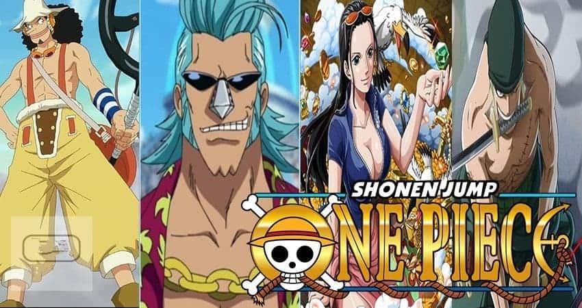 One Piece Chapitre 906 : Zoro, Usopp, Robin et Frankie sont de retour ! 1
