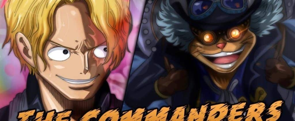 Mauvaise Nouvelle  pour One Piece chapitre 905 23