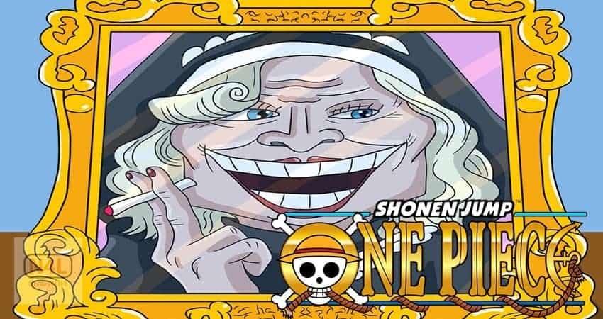 """""""One Piece Episode 837"""" : Le secret de La Mère Caramel 22"""