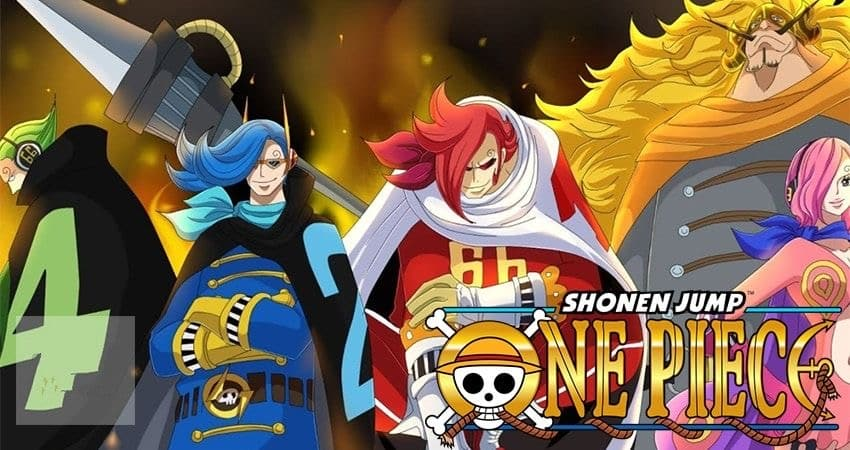 """One Piece Episode 839"" : La pleine puissance de Germa 66 15"