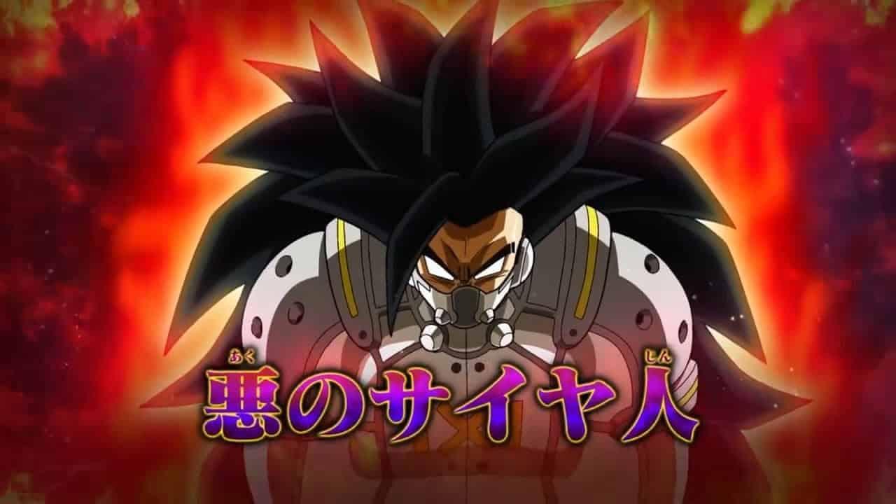 Dragon Ball Heroes présente aux fans un nouveau Saiyan maléfique. 24
