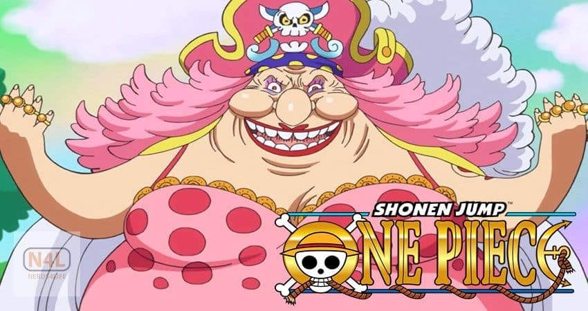 One Piece Episode 838 : la position finale contre Big Mom. 23