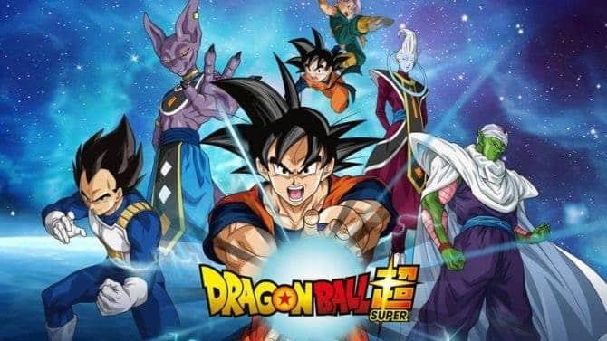 Dragon Ball Super film nouveau personnage mis à jour dessins de personnages 17