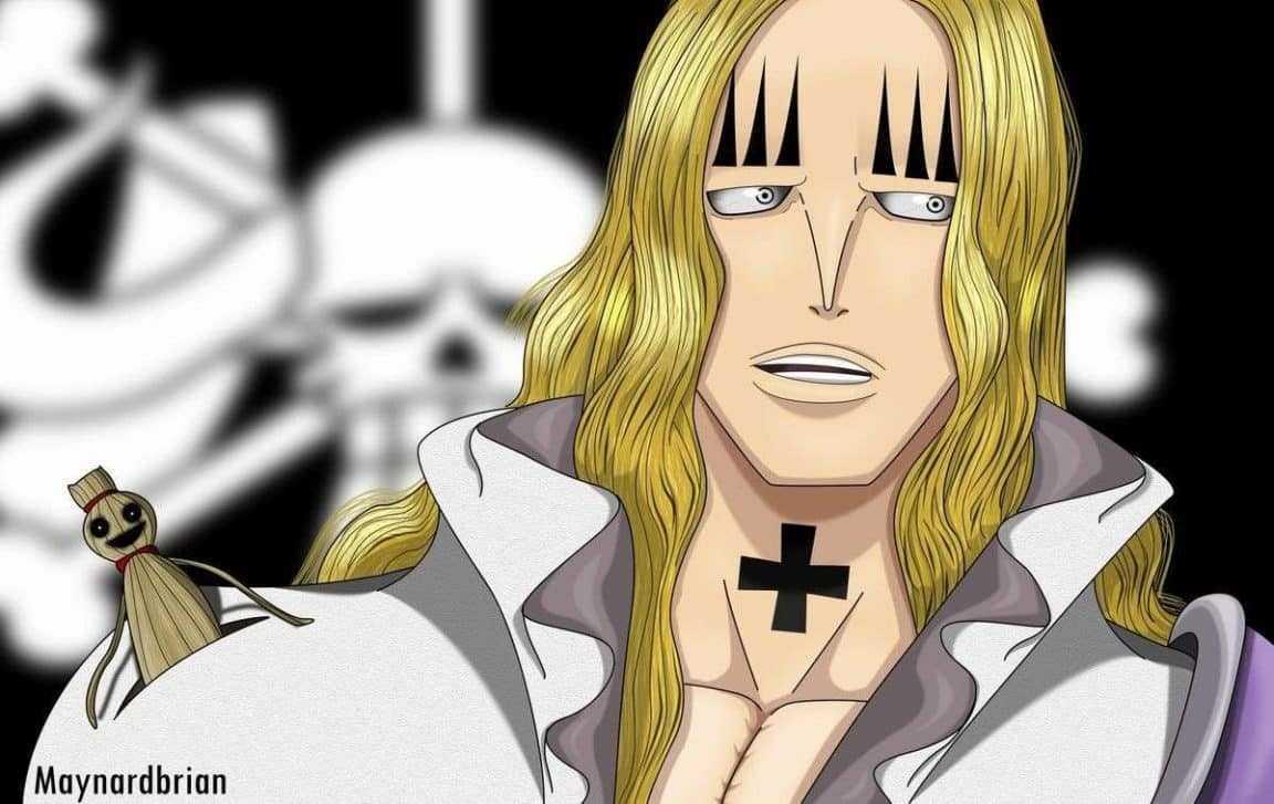One Piece Chapitre 914 : Luffy et Zoro vs Hawkins 5