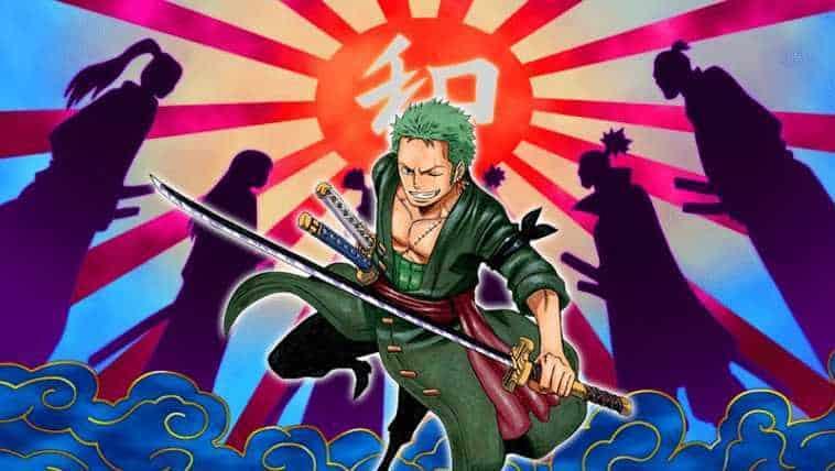 Les spoilers One Piece Chapitre 916 Date de sortie 1