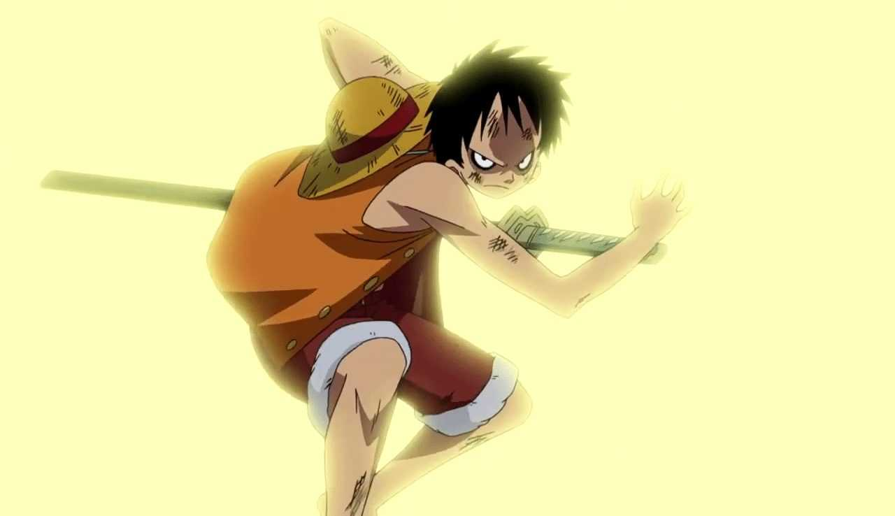 One Piece Chapitre 914 - Zoro et le Luffy avec le Nidai Kitetsu 1
