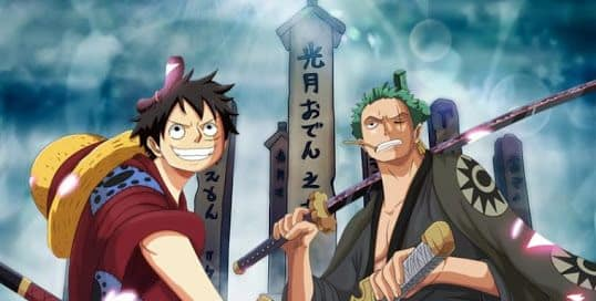 One Piece Chapitre 919 Spoilers: à Wano Jack vs Luffy 4