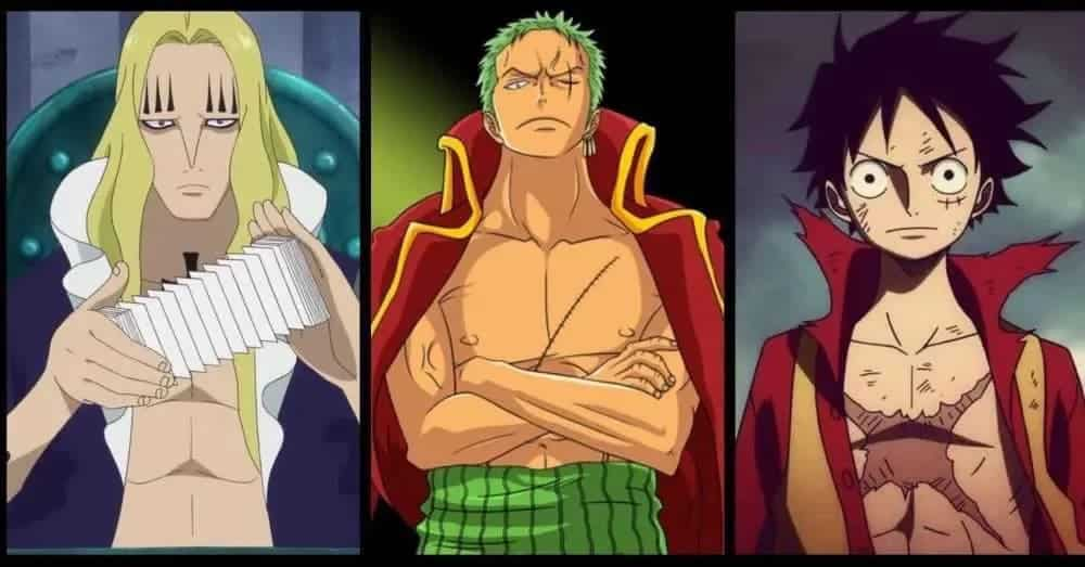 One Piece Manga Chapitre 917 Nouvelle date de sortie 1