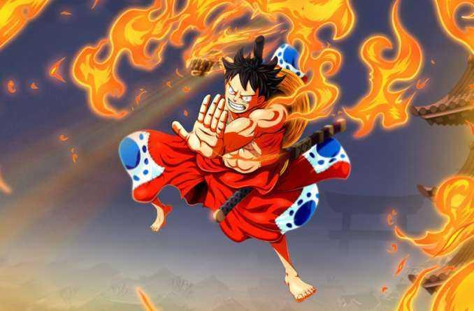 Les Spoilers du Chapitre One Piece 918 3