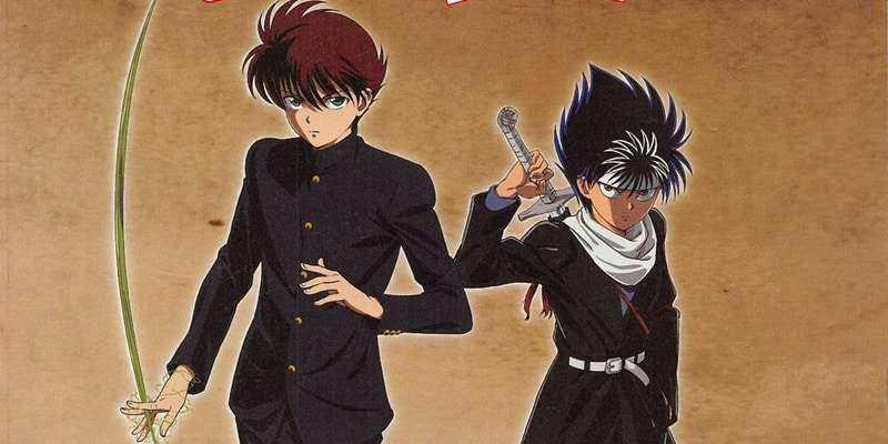 YU YU HAKUSHO: NOUVELLE AFFICHE OVA 22
